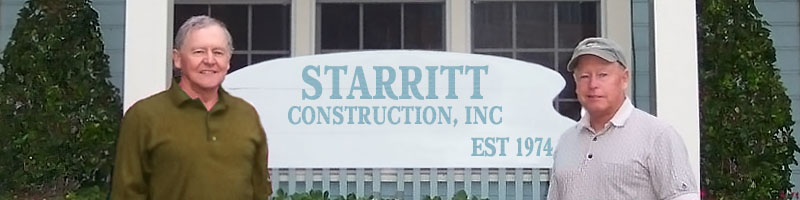 Starritt brothers... building Dreams Making Memories, Starritt Construction of the San Francisco Bay Area